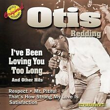 FREE US SH (int'l sh=$0-$3) NEW CD Otis Redding: I've Been Loving You Too Long a