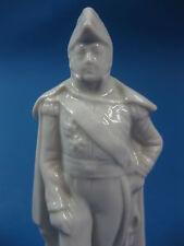 Scheibe Alsbach Lannes von Napoleon  Weiß  General Porzellan Figur Soldat France