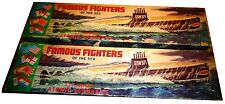 "AURORA 1953  ""FAMOUS FIGHTERS OF THE SEA"" USS NAUTILUS 1/242 + ENHANCED DECALS"