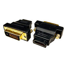 DVI MALE TO HDMI FEMALE ADPATER CONVERTER FOR APPLE TV