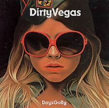 Dirty Vegas Days MIXS INSTRUMENTAL & ACOUSTIC PROMO CD