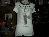 SILENCE {Unbranded } Dont Say Anything Cool Blouse Size S