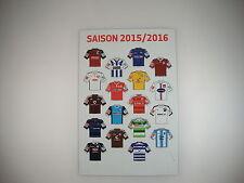 2.Bundesliga Magnet-Trikot-Pins 15/16 Liga Pin DFL 2015/2016 Neu Magnet Tabelle