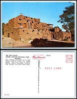 ARIZONA Postcard - Grand Canyon, The Hopi House Q14