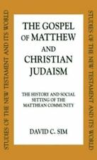 Studies of the New Testament and Its Wor: Gospel of Matthew and Christian...