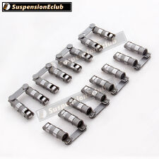 8 Pairs Hydraulic Roller Lifters for Chevrolet Chevy Small Block SBC 283 327 350