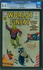World's Finest Comics 116 CGC 8.5 -- 1961 -- Superman Batman (Top 8) #0747948006