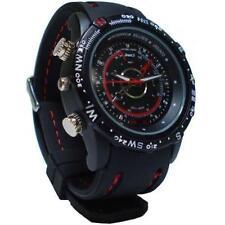 4GB Watch Camera & Audio Recorder - GorillaSpoke for Free P&P Worldwide!