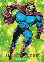 SLEEPWALKER / 1992 Marvel Masterpieces BASE Trading Card #89 Art by JOE JUSKO