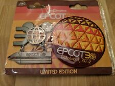 Disney Pin & Patch Lot, Nice Set from WDW Epcot 30th Year Anniversary LE SoldOut