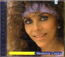 VERONICA CASTRO Ave Vagabundo CD new nuevo producido por ANA GABRIEL
