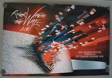 Roger Waters Pink Floyd Signed Autograph 24x36 Poster BAS Certified The Wall #5
