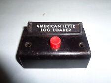 Original American Flyer Log Loader Control Button