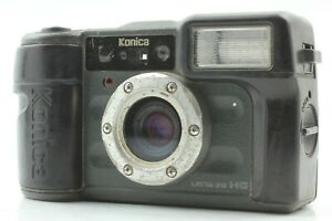 【EXC+5】Konica Genbakantoku 28 HG Heavy Duty Panorama 35mm Film Camera JAPAN #486