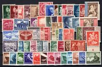 P135671/ GERMANY – YEARS 1940 - 1945 MINT MNH / MH SEMI MODERN LOT – CV 120 $