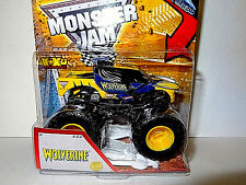 HOT WHEELS Monster Jam_WOLVERINE Monster Truck_1:64 Scale Die Cast__New_Unopened