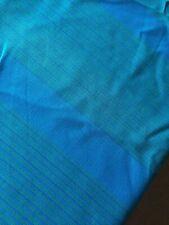 More details for retro vintage mcm curtain/fabric 60's 70's sea colours