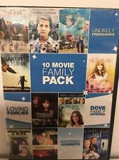 10 Movie Family Pack: Thicker/Hidden/Hawk/Stars/Lost Girl (2011)-PLAYS GREAT