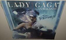 LADY GAGA LOVEGAME THE REMIXES (2009) BRAND NEW SEALED RARE OOP VINYL LP