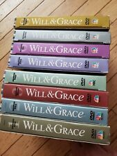 Will & Grace: The Complete Series Season 1-8 DVDs FREE SHIPPING