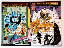 1988 Battleforce Comic Book Set of 2- #1-2 Blackthorne- Unread (M6951)