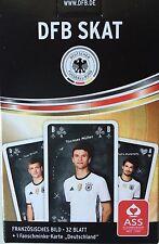 Offizielles DFB Skat Deutsche Nationalmannschaft Euro 2016 ASS Fanartikel