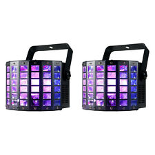 Adj Mini Dekker Lzr Moonflower Led Light & Laser Lighting Fixture (2 Pack)