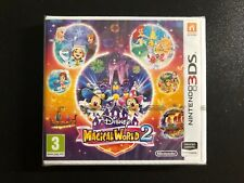 Disney Magical World 2 3DS PRECINTADO!!