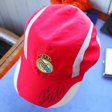 Ronaldo Real Madrid Signed Autographed