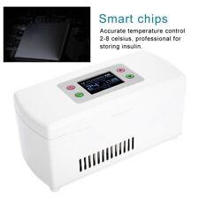 Insulin-Kühlbox 2-8℃ gekühlte Box Medizinische Kühltasche Cooler Kühlschrank