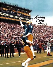 Anthony Carter Michigan Wolverines Signed 8x10