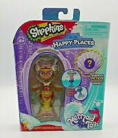 Shopkins Wingona Mermaid Happy Places Surprise PETKIN Accessory Inside! NEW