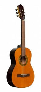 SCL60 3/4-NATSCL60 3/4 klassische Gitarre mit Fichtendecke, Farbe Natur