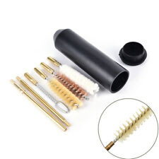 7pcs/set Pro Protable Cleaning Kit Hand Gun Rod Brush Cleaning Tool For PistolG4