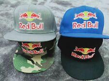 REDBULL Bboy boy Adjustable cotton Men WOMEN Baseball cap Snapback hat Hip-hop