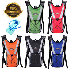 Cycling Backpack with 2L Hydration Bladder Water Bike/Hiking Pouch Climbing