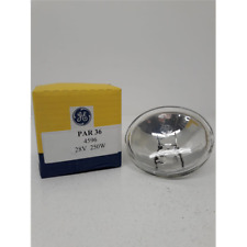 GE LIGHTING LAMPADA 4596 PAR 36 250W 28V ATTACCO A VITE 24898