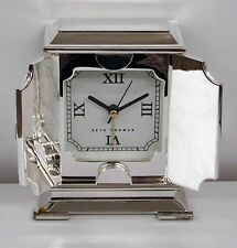 "SETH THOMAS ALARM CLOCK ""ARMOIRE"" MODEL NO. 565"