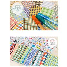 40x Fabric Pattern Films Photo Stickers For FujiFilm Instax Mini 8 7s 25 50s