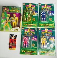 Mighty Morphin Power Rangers Collection Lot, VTG 1994 Rare HTF, No Reserve! WOW!