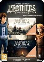Brothers limited edition (cartes de téléchargement) - Jeu PC - Neuf - FR
