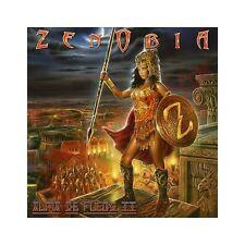 ZENOBIA Alma de Fuego II  + bonus tracks