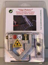 Tronçonneuse pointeur laser Log Longueur Jauge Outil Rü-Tec Made in Germany