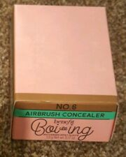 Benefit Boi-ing Airbrush Concealer 5g Full Size Boiing No 6 100% Genuine NEW