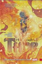 MIGHTY THOR VOL #5 DEATH OF MIGHTY THOR HARDCOVER Marvel Comics #700-706 HC