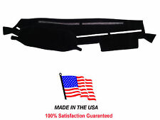 1985-1986 Toyota Camry Black Carpet Dash Board Dash Cover Mat Pad TO37-5