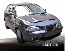 Haubenbra Seat Ibiza 6L Car Bra Steinschlagschutz Tuning & Styling CARBON