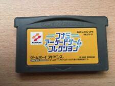 KONAMI ARCADE GAME COLLECTION GameBoy Advance Nintendo Japan Import