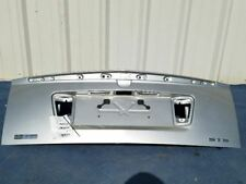 05 06 CADILLAC STS SILVER TRUNK LID OEM 20838982