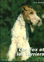 Livre les fox et les terriers R. A Robin book